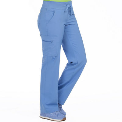 Med Couture Activate 8747 Transformer Cargo Scrub Pants - Petite