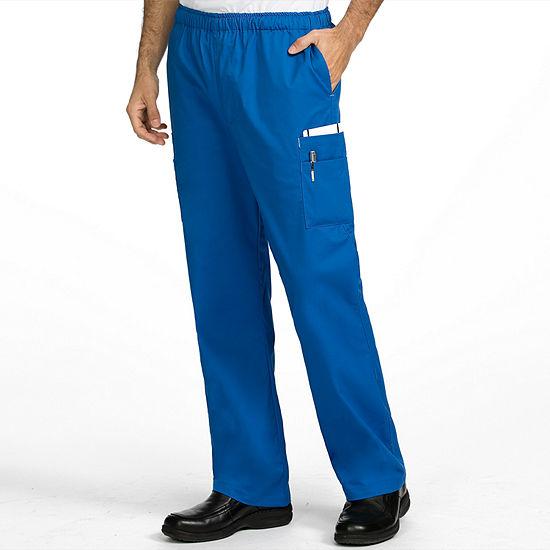Med Couture MC2 8702 Mens 7-Pocket Cargo Scrub Pants - Big