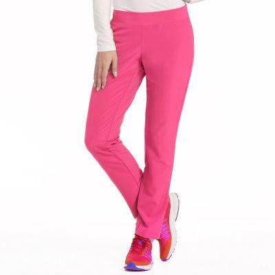 Med Couture 4-Ever Flex Womens Elastic Waist Scrub Pants - Plus