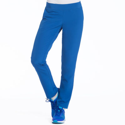Med Couture 4-Ever Flex Womens Elastic Waist Scrub Pants - Tall