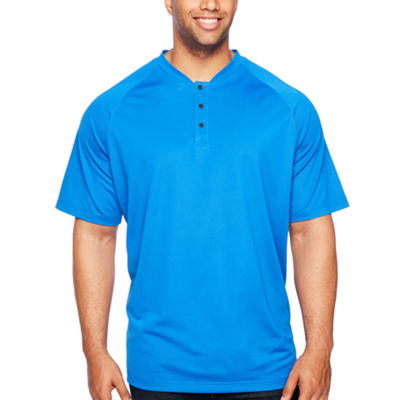 The Foundry Big & Tall Supply Co. Mens Crew Neck Short Sleeve Polo Shirt Big and Tall