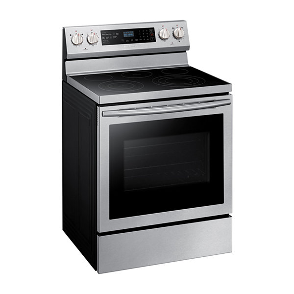 Samsung 5.9 cu. ft. Free-Standing Electric Range with True Convection