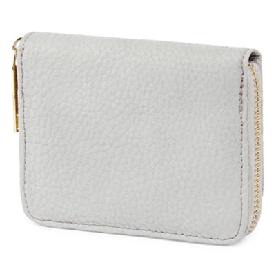 Liz Claiborne Zip Around Credit Card Holder Wallet