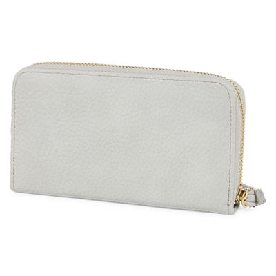 Liz Claiborne Zip Around Wallet Wristlet