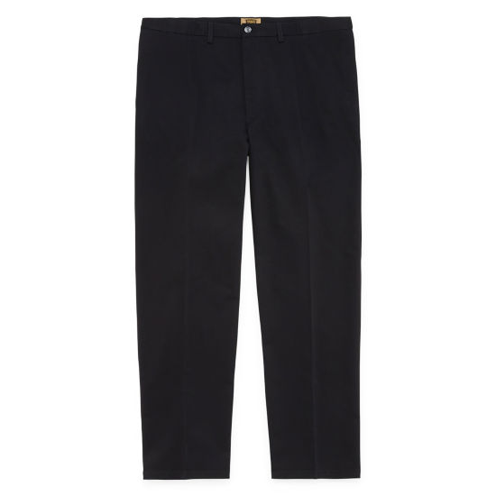 The Foundry Big & Tall Supply Co. Mens Original Fit Flat Front Pant-Big and Tall