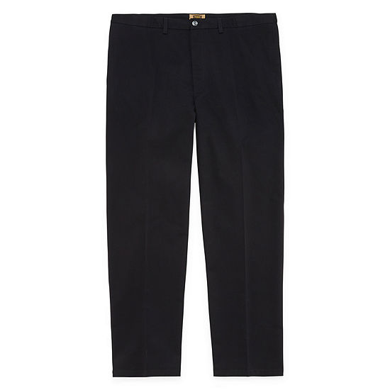 The Foundry Big & Tall Supply Co.-Big and Tall Mens Original Fit Flat Front Pant