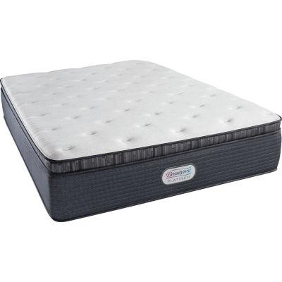 Simmons® Beautyrest® Platinum® Chambers Bridge Luxury Firm Pillow-Top - Mattress Only