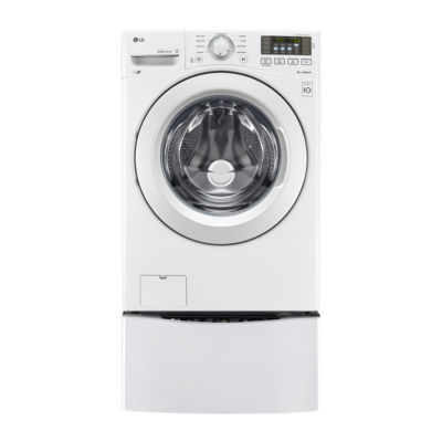 LG ENERGY STAR® 4.3 cu. ft. Ultra Large Capacity Front Load Washer with ColdWash™ Technology