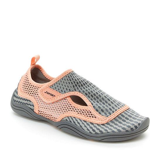J Sport By Jambu Womens Mermaid Too Slip-On Shoe Round Toe