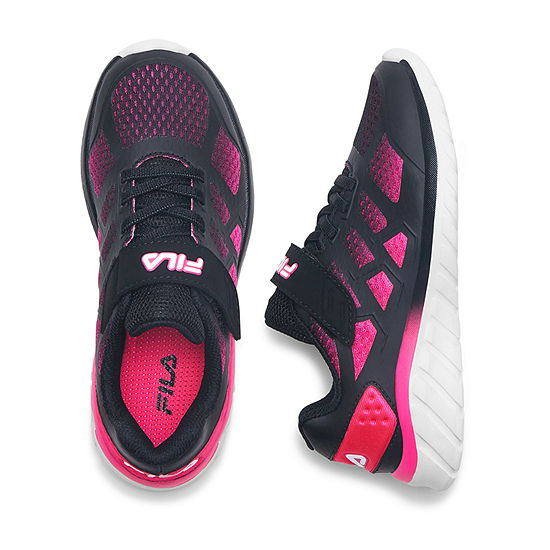 Fila Superstride Strap Girls Running Shoes