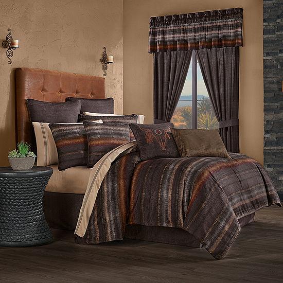 Queen Street Medina 4-pc. Heavyweight Comforter Set