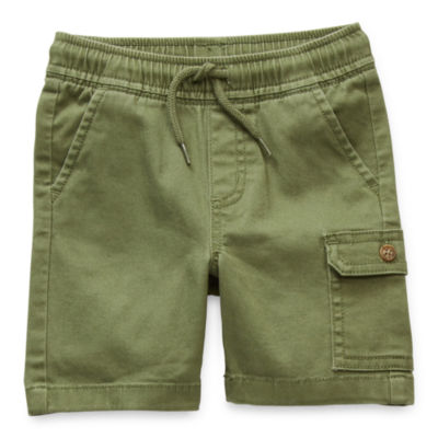Thereabouts Toddler Boys Stretch Cargo Short