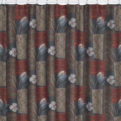 Creative Bath Shower Curtain creative bath borneo shower curtain