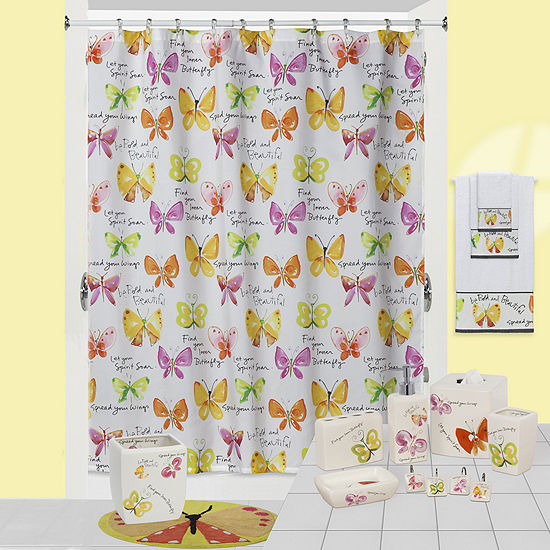 Creative Bath™ Flutterby Bath Collection