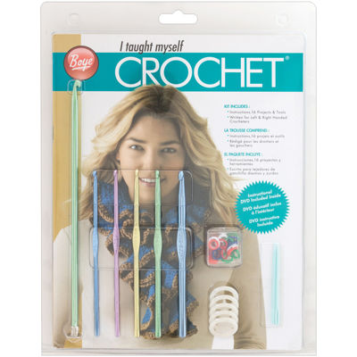 Beginners Crochet Kit