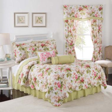 jcpenney.com | Waverly® Emma's Garden Reversible Qulit Set & Accessories