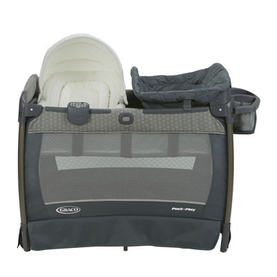Graco® Newborn Napper® Oasis™ with Soothe Surround™ Technology