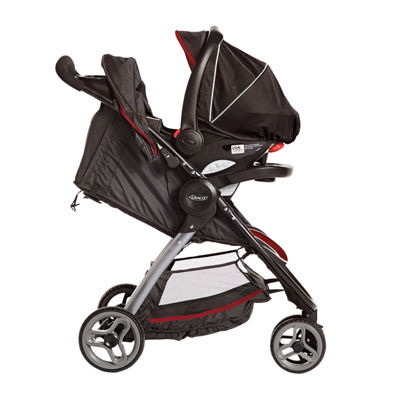 Graco® FastAction Fold Sport LX Click Connect™ Travel System