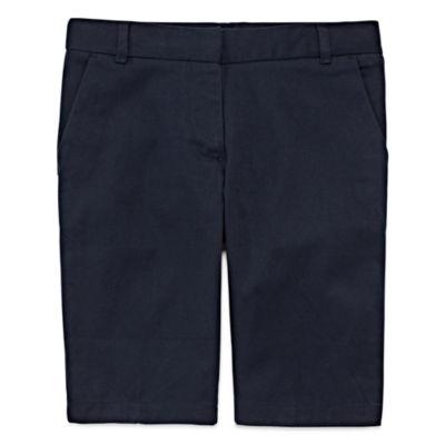 Izod Exclusive Woven Bermuda Shorts - Preschool Girls