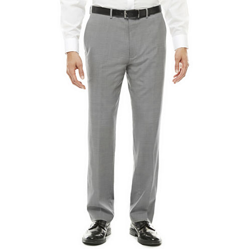 Claiborne® Plaid Suit Pants - Classic-Fit