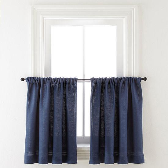 Cameron Rod-Pocket Window Tiers