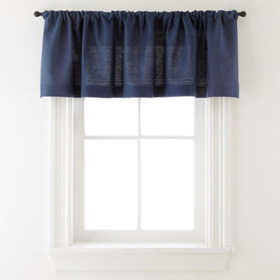 Cameron Rod Pocket Valance