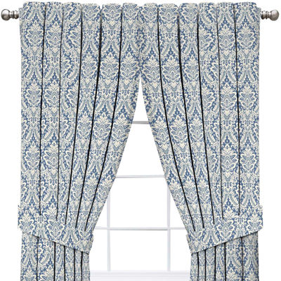 Waverly® Donnington Rod-Pocket Curtain Panel
