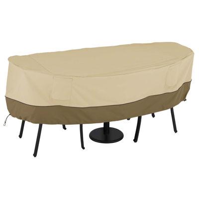 Classic Accessories® Veranda Round Bistro Table & 2 Chairs Cover