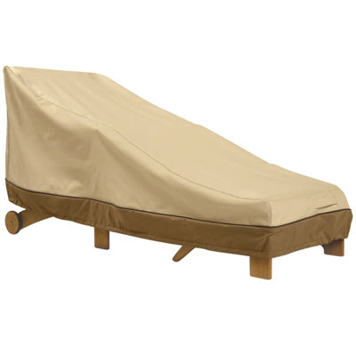 Classic Accessories® Veranda Large Day Chaise Lounge Chair Cover