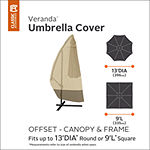 Classic Accessories® Veranda Offset Umbrella Cover
