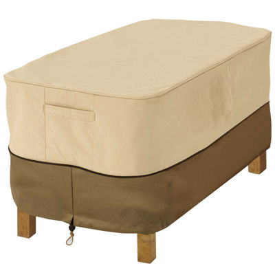 Classic Accessories® Veranda Small Rectangular Ottoman/Side Table Cover