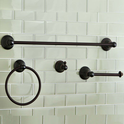 Kingston Brass 4-pc. Bathroom Hardware Set