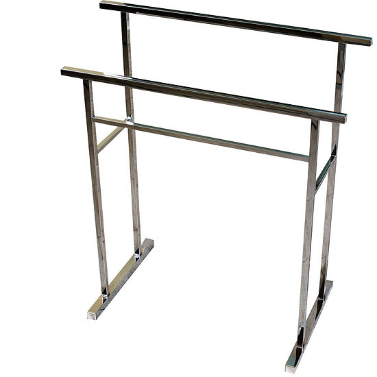 Kingston Brass European 2 Tier Iron Towel Rack