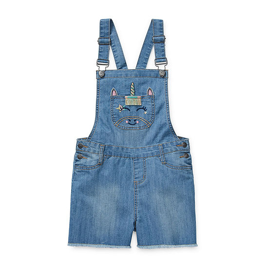 Freestyle - Big Kid Girls Shortalls