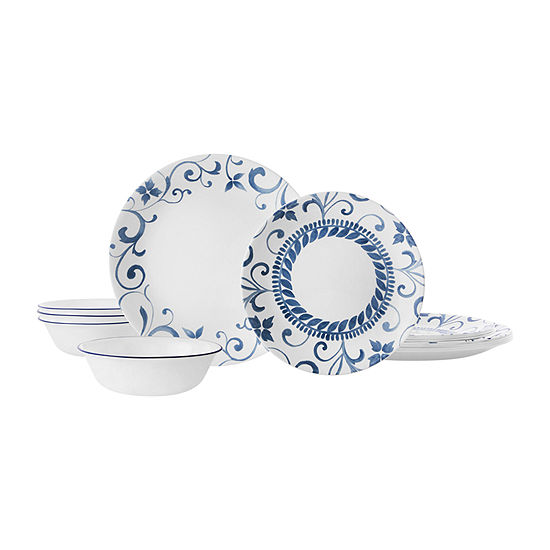 Corelle Artemis 12-pc. Dinnerware Set