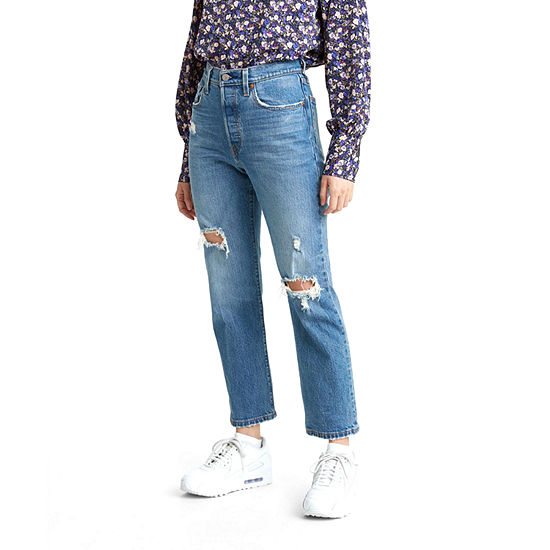 Levi's® Water<Less™ Womens 501™ Cropped Jean