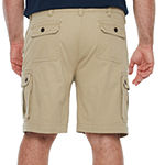 The Foundry Big & Tall Supply Co. Mens Stretch Cargo Short
