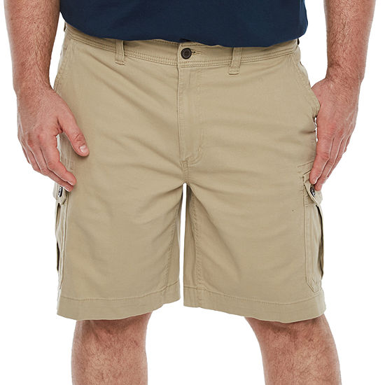 The Foundry Big & Tall Supply Co. Mens Stretch Cargo Short Big and Tall