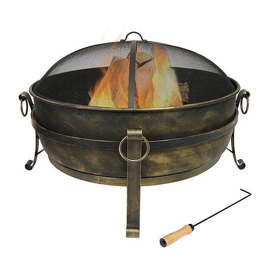 Sunnydaze Collection Fire Pit