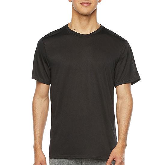 Xersion Performance Mens Crew Neck Short Sleeve T-Shirt