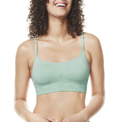 Warner's Easy Does It™ Wire-Free No Dig Bra RM0911A