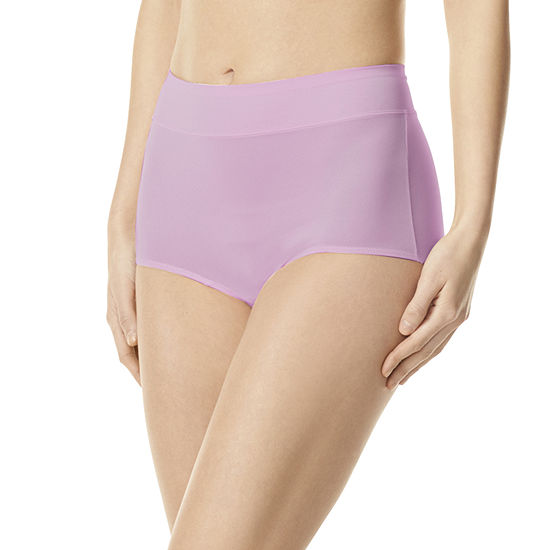 Warner's No Pinching. No Problems.® Tailored Microfiber Brief Panty 5738