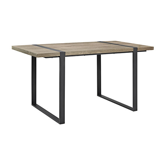 """60"""" Urban Blend Wood Dining Table"""