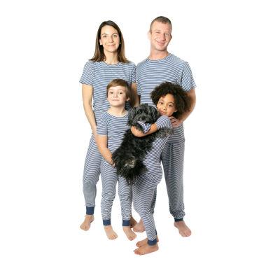 Jaclyn Magazine Stripe Family Matching Pajamas