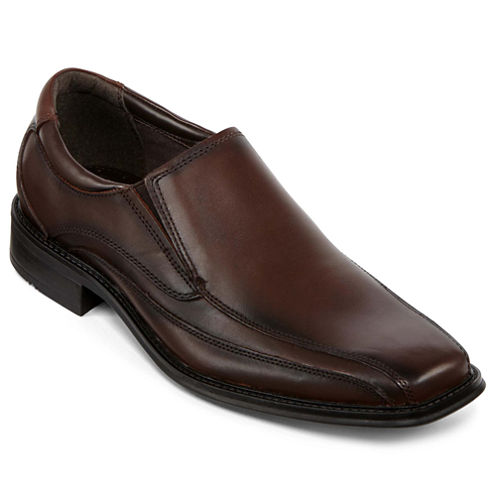 Dockers® Franchise Mens Slip-On Dress Shoes