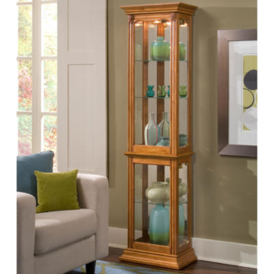 Beverly Curio Cabinet
