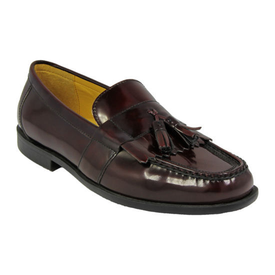 Nunn Bush® Keaton Men's Moc Toe Kiltie Tassel Dress Loafer Shoes