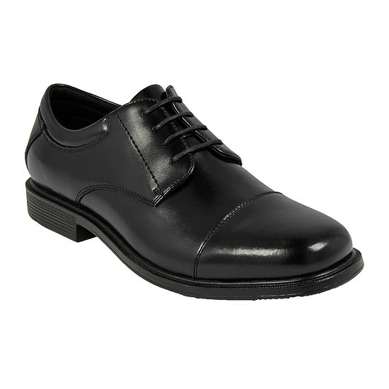 Nunn Bush® Jordan Men's Cap-Toe Dress Oxford Shoes