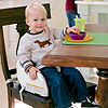 Graco® White Toddler Booster Seat