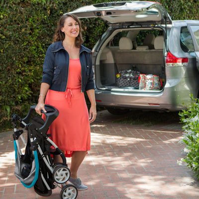 Graco® LiteRider® Click Connect™ Stroller